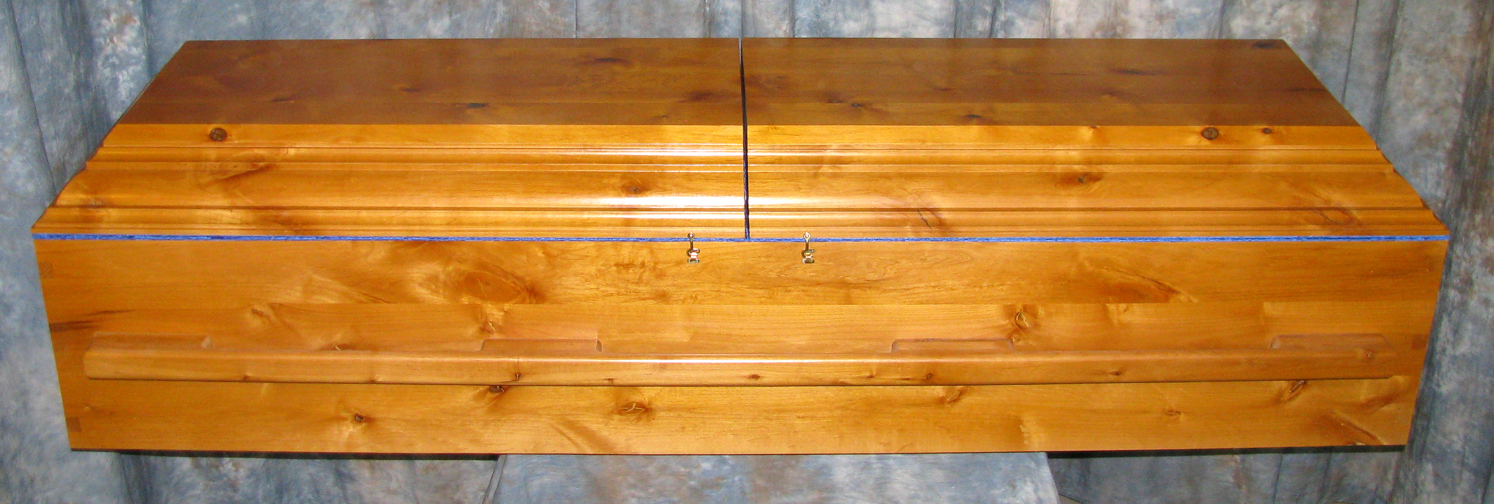 Hardwood Alder Caskets Custom Alder Caskets Coffins