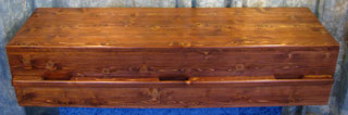 Cedar Box Caskets
