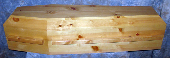 Pine Coffins Base Price $899.00