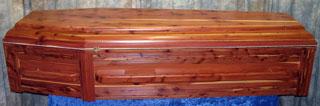 Cedar Coffins