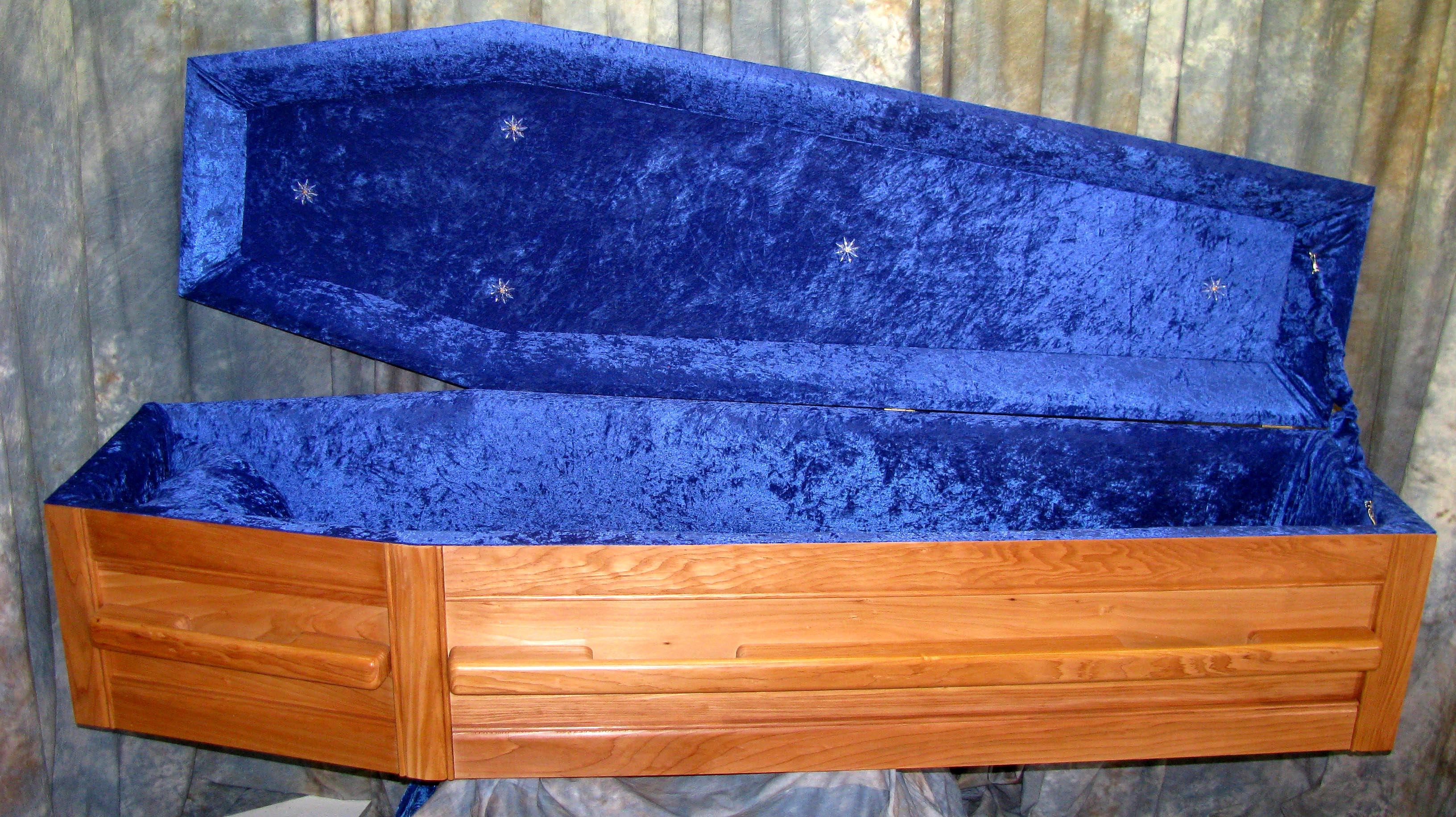 Hemlock Caskets and Coffins