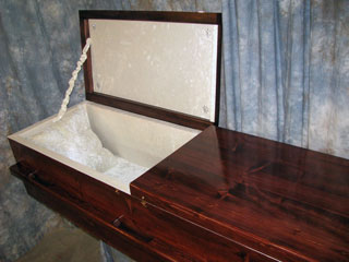 Pine Box Caskets
